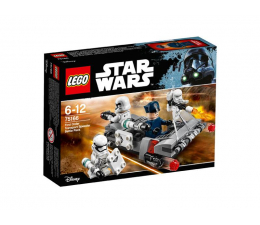 LEGO Star Wars Śmigacz Najwyższego Porządku (75166)