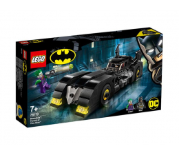 LEGO Super Heroes Batmobile: w pogoni za Jokerem (76119)