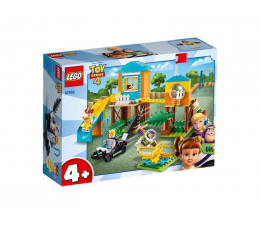 LEGO Toy Story 4 Przygoda Buzza i Bou na placu zabaw (10768)