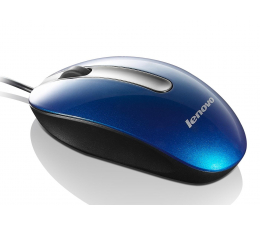 Lenovo Optical Mouse M3803 (niebieska)  (888013576)