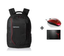 Lenovo plecak B3055 + mysz + podkładka (377526 + 381749 + 270680)