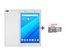 Lenovo TAB 4 8 APQ8017/2GB/32GB/Android 7.0 WiFi Biały  (ZA2B0063PL+SDSQUNB-016G-GN3MN)