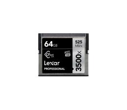 Lexar 64GB 3500x CFast Professional  (LC64GCRBEU3500)