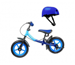 Lionelo Dan Plus Blue Cameleon + Kask (5902581651839)