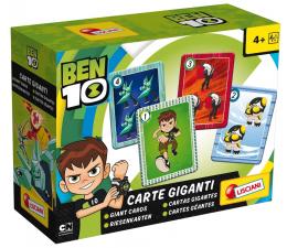Lisciani Giochi Ben 10 Gigantyczne karty (304-65981)