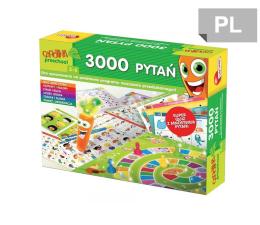 Lisciani Giochi Carotina 3000 Pytań (304-PL64991)