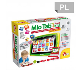 Lisciani Giochi Carotina Mio Tab Smart Kid 4.0 (53926)