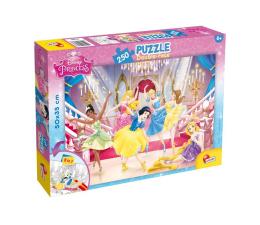 Lisciani Giochi Disney dwustronne 250 el. Księżniczki (304-48083)