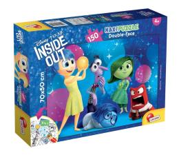 Lisciani Giochi Disney dwustronne Maxi 150 el. Inside Out (304-56545)