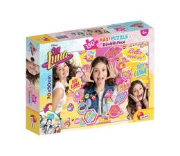Lisciani Giochi Disney dwustronne Maxi 150 el. Soy Luna (304-60641)