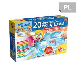 Lisciani Giochi Mały Geniusz 20 eksperymentów (304-P54466)