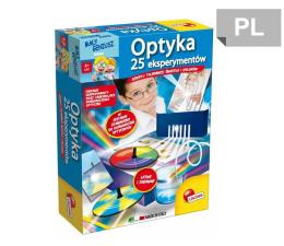 Lisciani Giochi Mały Geniusz Optyka 25 eksperymentów (304-P50826)
