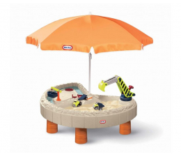 Little Tikes Piaskownica plac budowy (0050743387319)