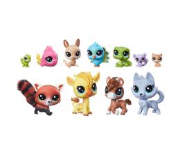 Littlest Pet Shop Zestaw Dzikie zwierzątka (B9753)