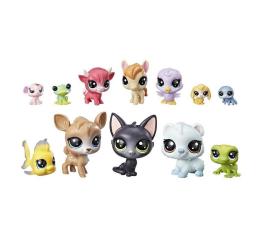 Littlest Pet Shop Zestaw zwierzaków Pączki (E2072)