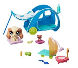Littlest Pet Shop Zwierzakowe miejsca Kamper (E2103)