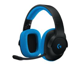 Logitech G233 Prodigy Gaming Headset (Czarno-Niebieskie) (981-000703)