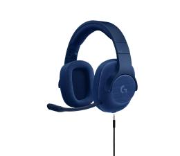 Logitech G433 Gaming Headset (Niebieskie)  (981-000687)