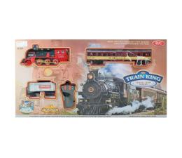 Madej Pociąg RC na radio z dymiącą lokomotywą (336)