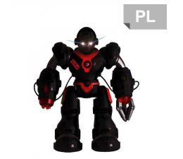 Madej Robot Knabo Wojownik Czarny (3370077013)