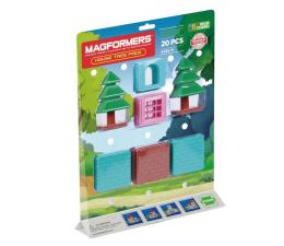 Magformers Akcesoria Domek (005-53237)
