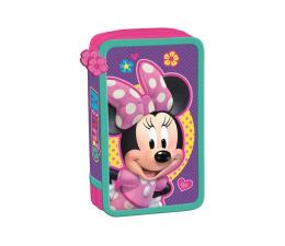 Majewski Disney Piórnik podwójny z wyp. Minnie (5903235203886)