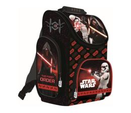 Majewski Disney Tornister szkolny Star Wars Epizod VII Red (5903235221910)