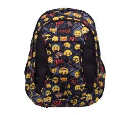 Majewski Emoji Plecak 3-komorowy Yellow II BP-32 (5903235206085)