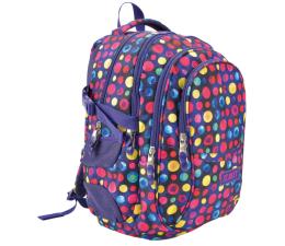 Majewski ST.REET Plecak szkolny młodzieżowy Dots2 BP-01 (5903235608902)