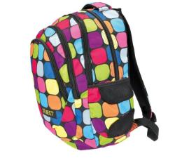 Majewski ST.REET Plecak szkolny młodzieżowy Squares BP-01 (5903235609251)