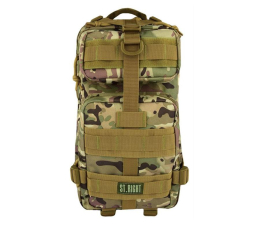 Majewski ST.Right Plecak Military Multi Camo BP-43 (5903235619830)