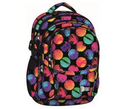 Majewski ST.Right Plecak szkolny Colourful Dots BP-01 (5903235617621)
