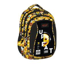 Majewski ST.Right Plecak szkolny Emoji Yellow BP-04  (5903235242083)