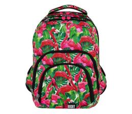 Majewski ST.Right Plecak szkolny Flamingo Green BP-25  (5903235618611)