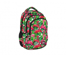 Majewski ST.Right Plecak szkolny Flamingo Green BP-26 (5903235619410)
