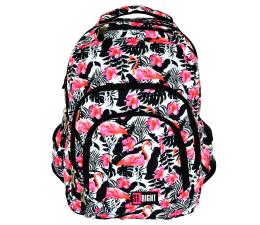 Majewski ST.Right Plecak szkolny Flamingo Pink BP-25 (5903235612701)