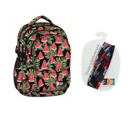 Majewski ST.Right Plecak szkolny Watermelon BP-01 (5903235618659)