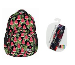 Majewski ST.Right Plecak szkolny Watermelon BP-23 (5903235618666)