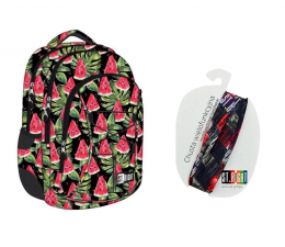 Majewski ST.Right Plecak szkolny Watermelon BP-32 (5903235619458)