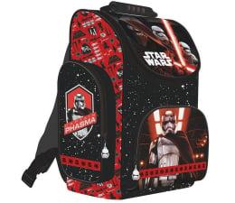 Majewski Tornister szkolny Star Wars E7 czerwony (5903235221392)