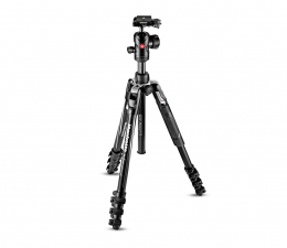 Manfrotto BeFree Advanced Lever (MF-MKBFRLA4BK-BH)
