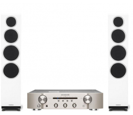 Marantz PM6006 srebrno-złoty Diamond 240 white