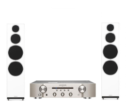 Marantz PM6006 srebrno-złoty Diamond 250 white