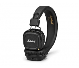 Marshall Major II Bluetooth Czarne (MAJORIIBTBLK)