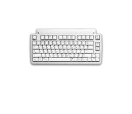 Matias Mini Tactile Pro Mechaniczna Mac Hub 3xUSB biała (FK303-UK)