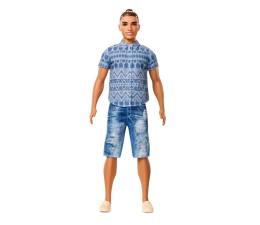 Mattel Barbie Stylowy Ken brunet w jeansowej koszuli (DWK44 FNJ38 )