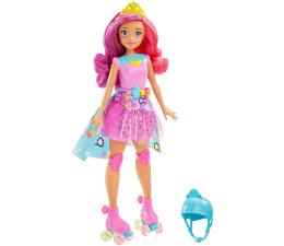 Mattel Barbie w świecie gier Księżniczka z grą pamięciową (DTW00)