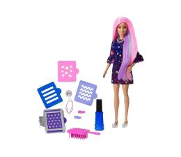 Mattel Barbie Zestaw Kolorowa Niespodzianka z lalką (FHX00)