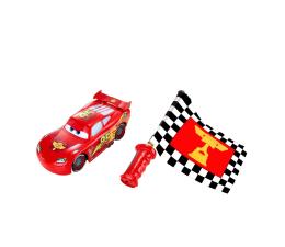 Mattel Cars Sterowany Zygzak McQueen (DPL07)