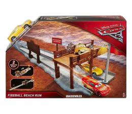 Mattel Disney Cars 3 Zestaw Fireball Beach (DVT46 DVT47)